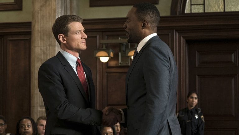 """Chicago Justice"" has a great start in the NBC three-hour Dick Wolf crossover"