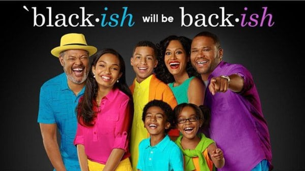 Blackish Cast Pic