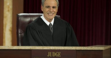"Judge Michael Corriero Takes the Stand to Talk About His New Role on ""Hot Bench"" (watch)"