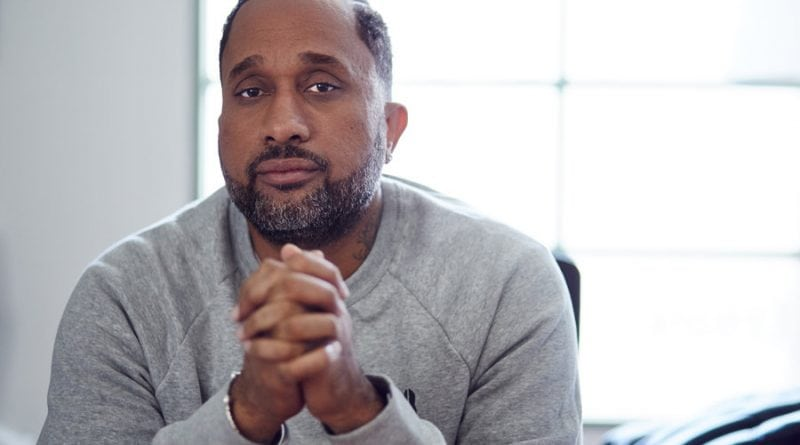 Kenya Barris Blackish