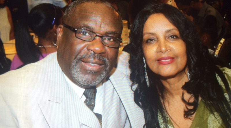 Rev. Fred Houston, Sr. and First Lady Evoria Houston, Founders of Mt. Gaza Baptist Church, Compton, Ca.