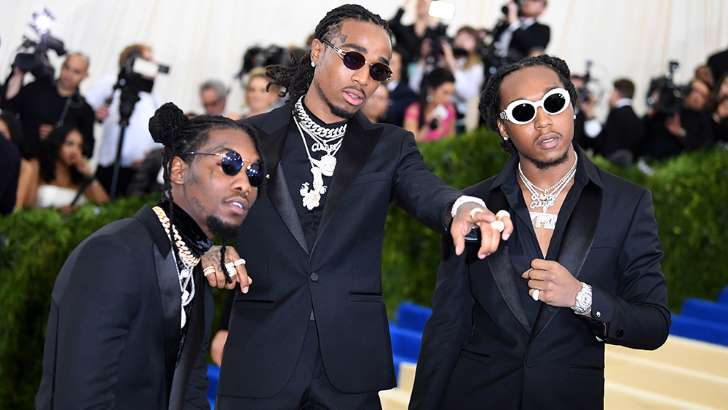 Rap trio Migos accuse Delta Airlines of Racial Profiling