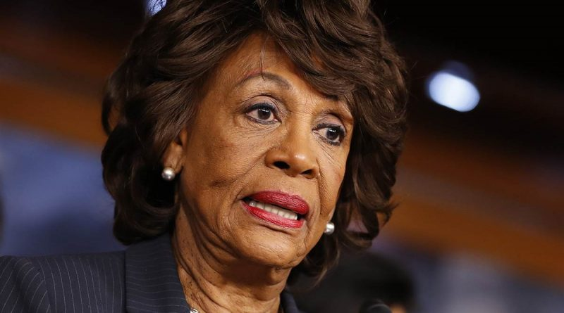 Congresswoman Maxine Waters to Trump: Blame for Charlottesville is on your side, not 'many'