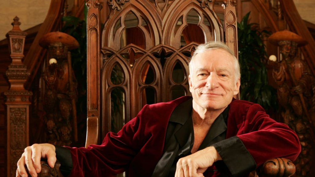 Hugh Hefner founded a magazine and an media and branding empire that helped propel sex into the American mainstram.