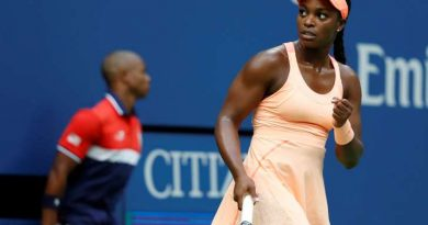 Sloane Stephens Shines As She Wins Her First U.S. Open Grand Slam Final