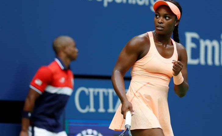 Sloane Stephens Shines As She Wins Her First U.S. Open Grand Slam Final