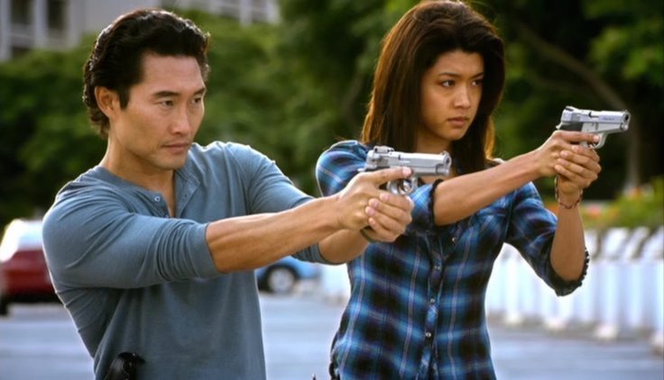 Daniel Dae Kim and Grace Park walked off the CBS hit drama, Hawaii Five-O for lack of desired pay increase.
