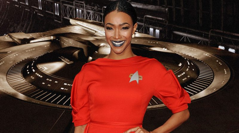 """Star Trek: Discovery"" Super Star Sonequa Martin-Green Continues The Trek Legacy"
