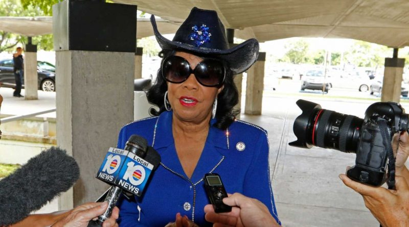 U.S. Congresswoman Frederica S. Wilson Is More Than Ready For The National Stage