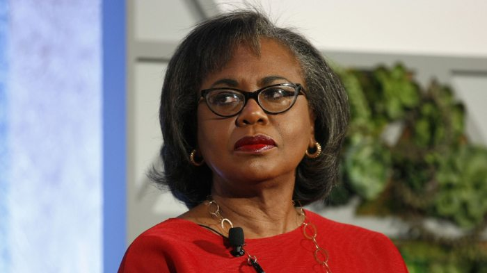 Law Professor Anita Hill Is Still Discussing Sexual Harassment While Issuing A Call To Action