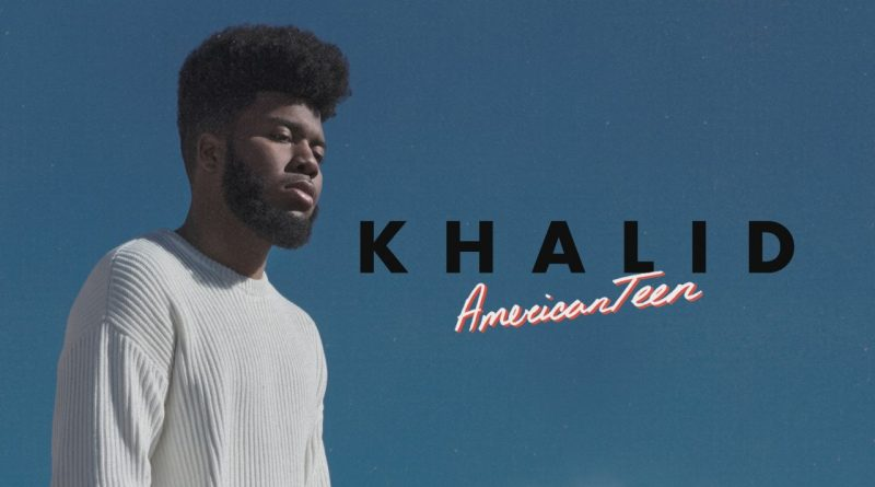 Khalid Robinson Grammy cd cover