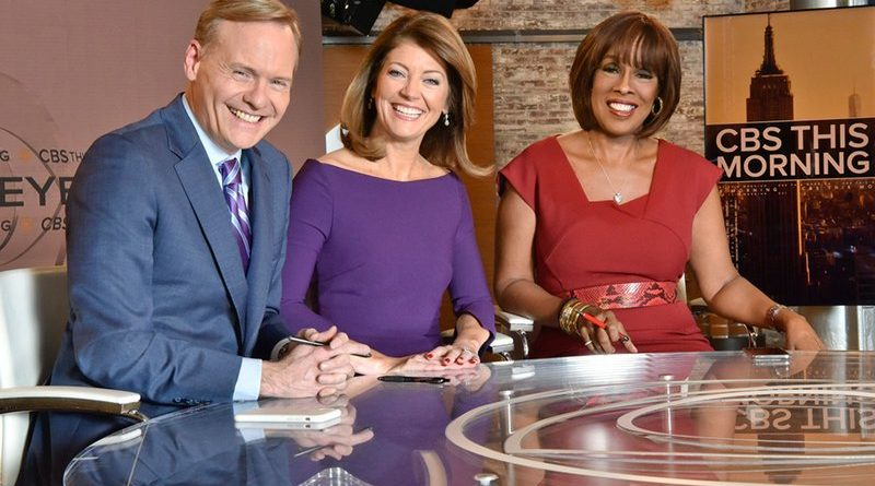 """Face the Nation"" host John Dickerson named co-anchor of ""CBS This Morning"""