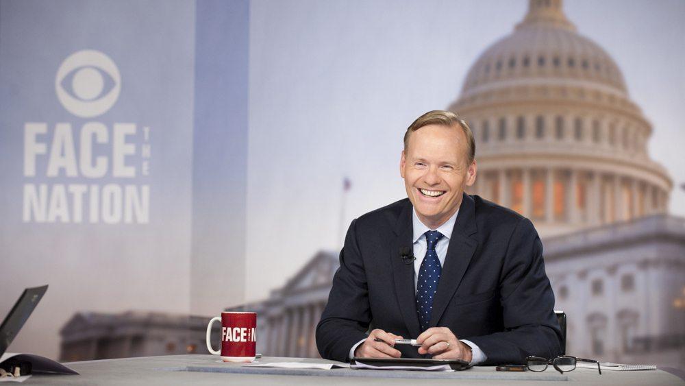 """Face the Nation"" host, John Dickerson"