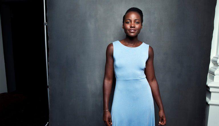 academy awardwinning actress lupita nyongo describes her